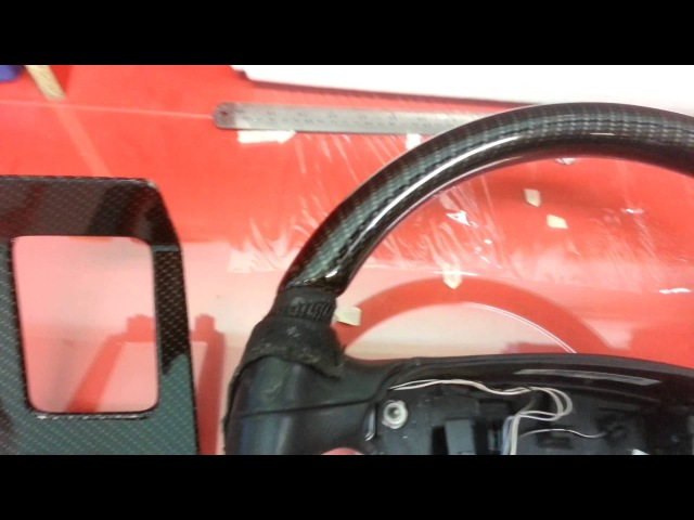 Аквапринтреставрация декаративных элементов Mercedes-Benz G-klasse геленваген