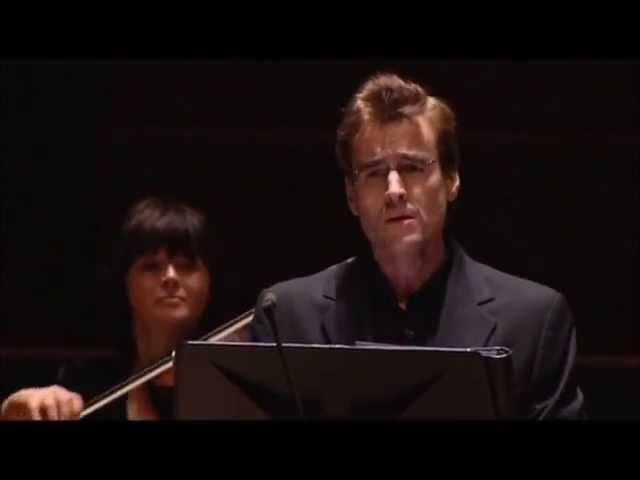 Robert Crowe - Aria 'Lascia ch'io pianga' (from 'Rinaldo', HWV 7) G.F.Händel