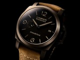 Наручные мужские часы. Обзор модели Luminor Panerai
