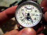 Наручные мужские часы. Обзор модели Longines Master Collection