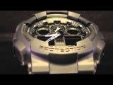 Наручные мужские часы. Обзор модели Casio G-SHOK