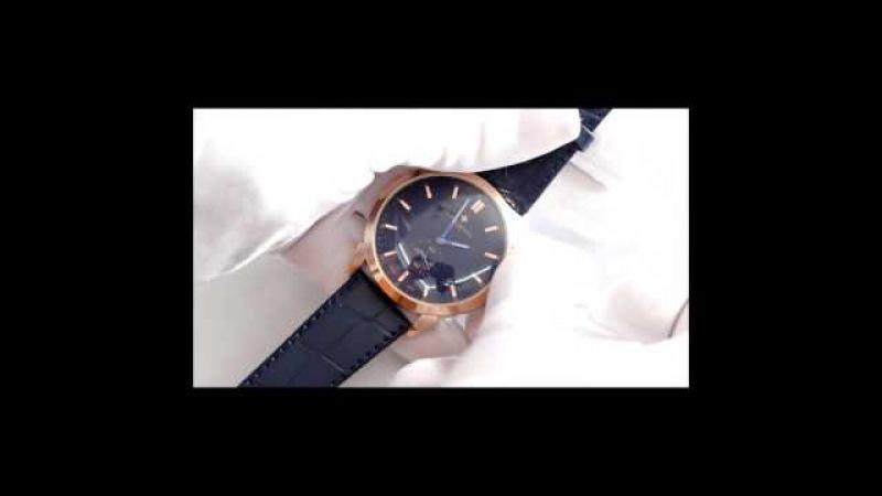 Наручные мужские часы. Обзор модели Vacheron Constantin