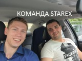 Elevrus | Элеврус едим по Санкт-Петербургу на встречи с ребятами из нашей команды STAREX