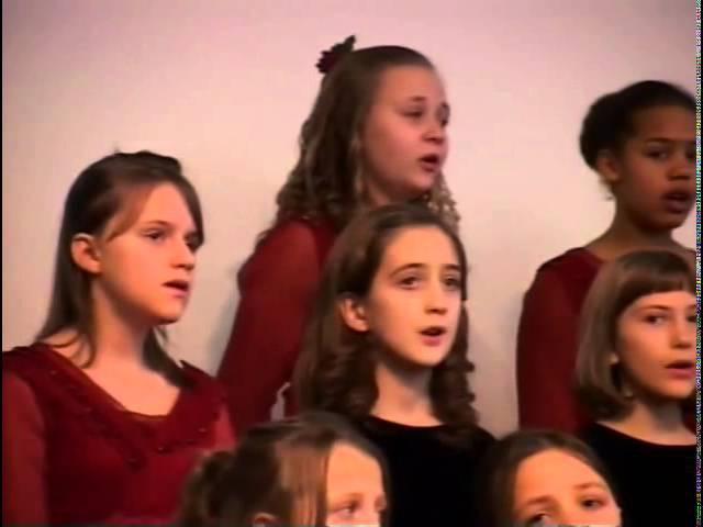 SCCS Пой Аллилуйя Господу Sing Hallelujah To The Lord