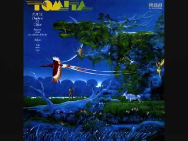 Tomita - Pavan For A Dead Princess (Ravel) [1979]