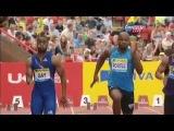 100m Tyson Gay vs. Asafa Powell Gateshead 2010