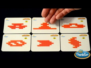 Thinkfun 5901 RU Игра головоломка Кирпичики