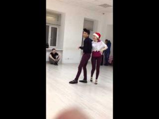 25.12.14 - Semba - Rafael & Tamara