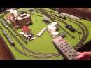Макет моделей железных дорог PIKO видео