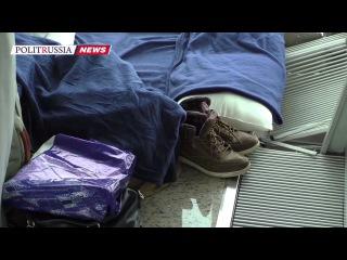 Японский журналист уже 2 месяца живет в транзитной зоне Шереметьево