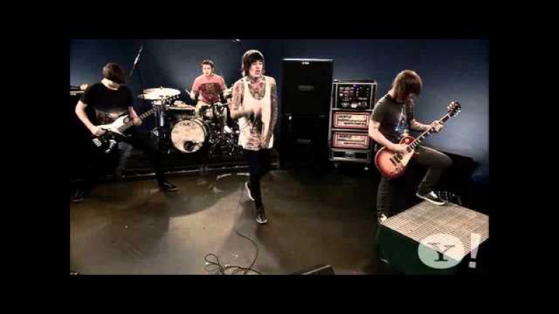 Bring Me The Horizon Crucify Me Exclusive Performance Yahoo Music