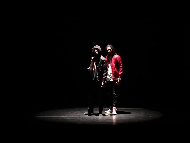 LES TWINS | CITY DANCE ONSTAGE | DEC 2015 | official footage