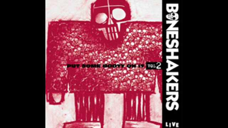 Boneshakers - Lets Straighten It Out