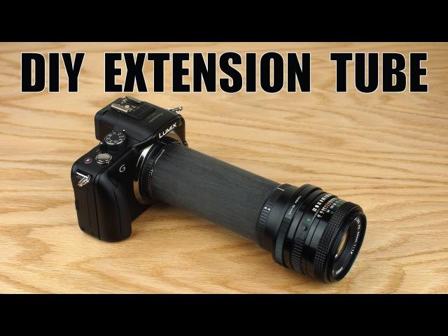 DIY Extension Tube