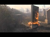 Russian Invasion of Ukraine  Russian army tanks and soldiers seize Ukrainian coastal town Novoazovsk