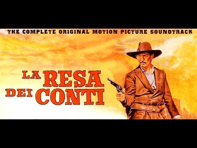 Ennio Morricone - The Surrender (La Resa) - The Big Gundown / La Resa dei Conti (HQ Audio)