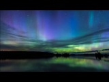 Moosehead Lake Aurora