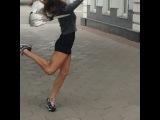 """Гаффарова Юля on Instagram: """"Эстетическая школа танца Юли Г. поздравляет славный Оренбург с днем города))) #vbband #"""""""