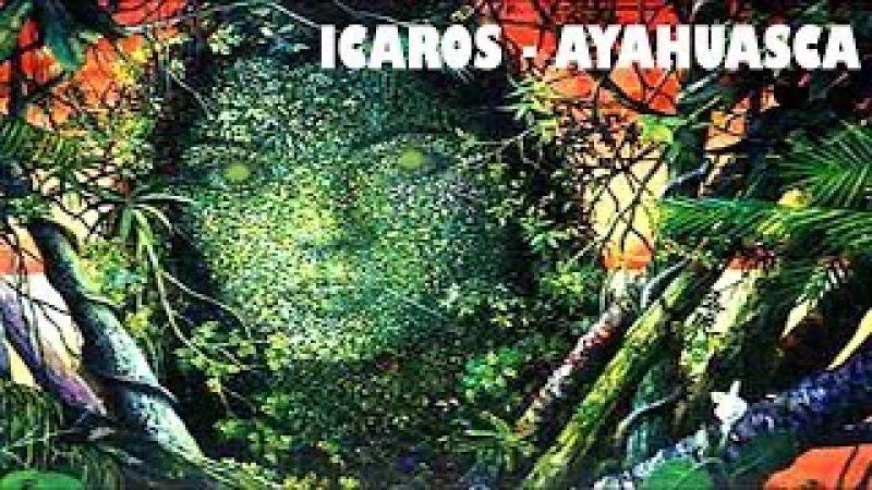 ICAROS CHAMANICOS - Ayahuasca, Cantos for travel in Ayahuasca ceremonies, アヤフアスカ