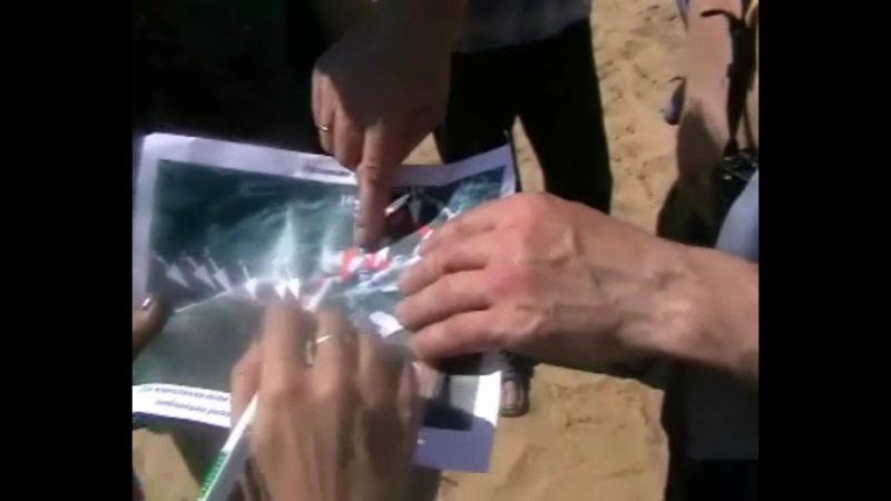 часть 1 обсуждение плана отмыва реки Волга от намытого песка 31 06 2015