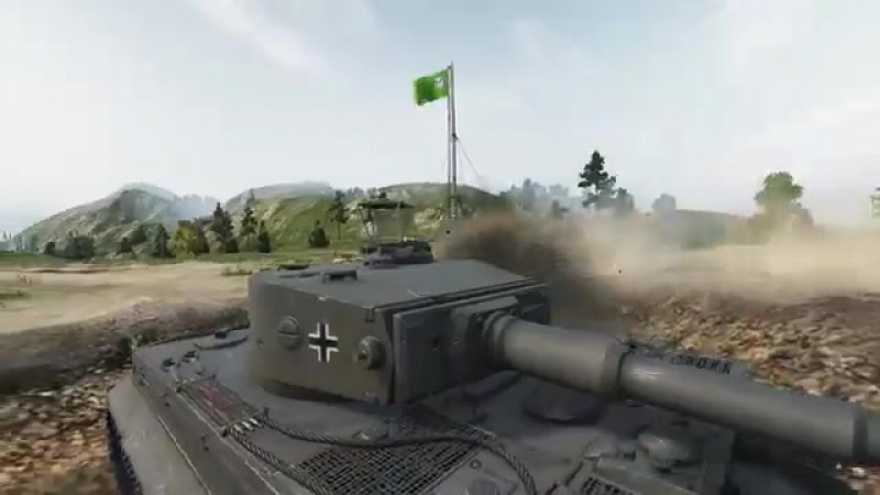 Легкий Танк M24 Chaffee - Little devil - Frag movie от Arti25 [World of Tanks] [360p]