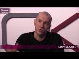 интервью для саратовского телеканала о спектакле