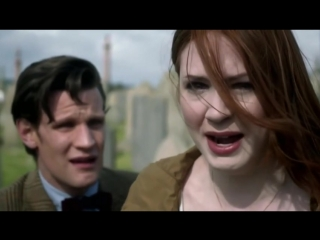 Доктор Кто Ангелы захватывают Манхэттен (конец)