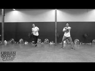 """geronimo"" by sheppard :: keone & mariel madrid ft chris martin & eztwins #dance #choreography"