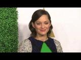 Oscar Nominee Luncheon: Marion Cotillard Red Carpet