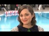 Oscars: Marion Cotillard participe au traditionnel déjeuner des nommés