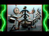 Aphex Twin &amp Chris Cunningham - Monkey Drummer HD
