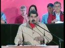 Vídeo Presidente Maduro llamó a un debate nacional sobre la defensa de la democracia