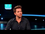 ET Canada Video Adam Lambert Answers Fan Twitter Questions etcanada