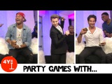 PARTY GAMES WITH P REIGN, ADAM LAMBERT, TYPER POSEY & MORE!