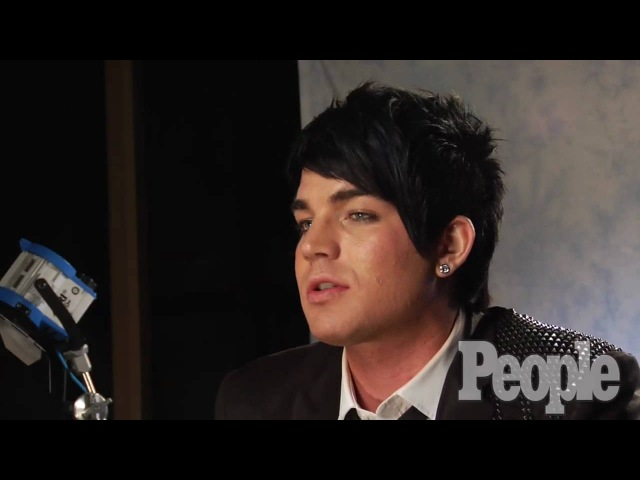 Adam Lambert Reveals His Favorite Eyeliner | Up Close | People