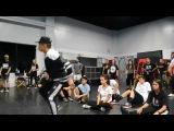 Melvin Timtim choreography |