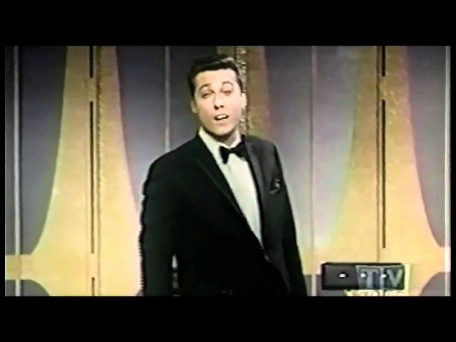 JACK JONES sings WIVES AND LOVERS live 1964