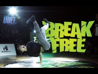 BREAK FREE 2015 Houston Bboy Battle | YAK [break-dance.org]