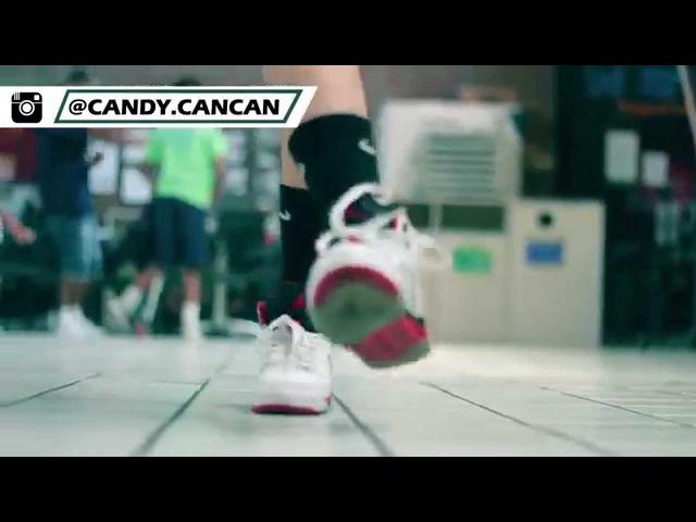 The Art of Cutting feat. Bgirl Candy MZK HBZ | WindyCityWednesdays