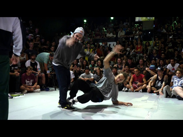 Outbreak Europe 2015 2vs2 Final Roxrite Menno USA Holland vs Hulk Potter Israel