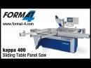 FORMAT-4® - kappa 400 - Formatkreissäge