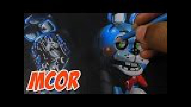Drawing Toy Bonnie and Withered Bonnie (Old Bonnie) - Five Nights At Freddy's 2