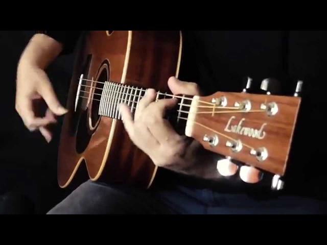 Smells Like Теen Sрirit [acoustic fingerstyle guitar cover]