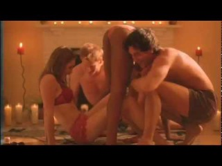 "Naked Twister Scene in the movie ""L.A. Twister"""