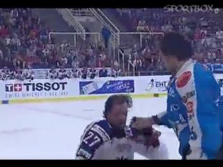 Драка!!! Хоккей Сборные России и Финляндии! Артюхин кладет 5 ку Финов