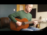 Evan Handyside-Lone Survivor-Waking Up for classical guitar