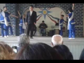 Ассирийский танец <Луара>> ансамбль