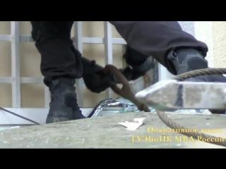 2015.22.05. Спецназ против бронированного здания - тактические действия