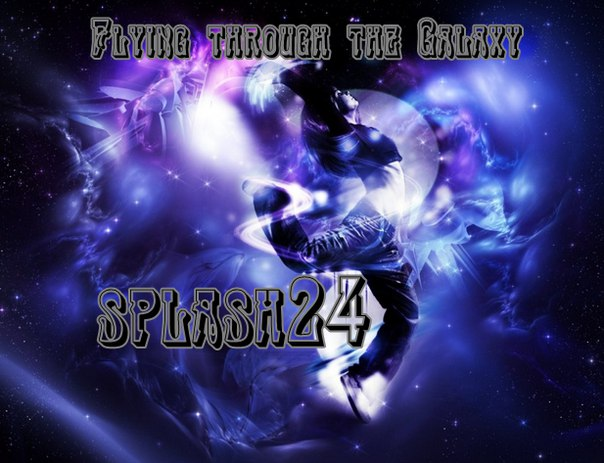Splash24 – Flying through the Galaxy