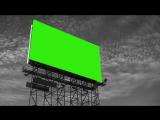 Green screen Billboard